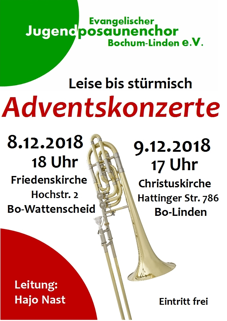 Plakat Adventskonzerte 2018 Webseite